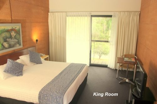 King Room with Breakfast